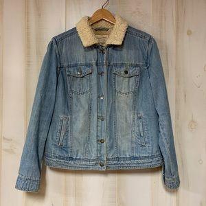Universal Thread Freeborn Jean Jacket Light wash L